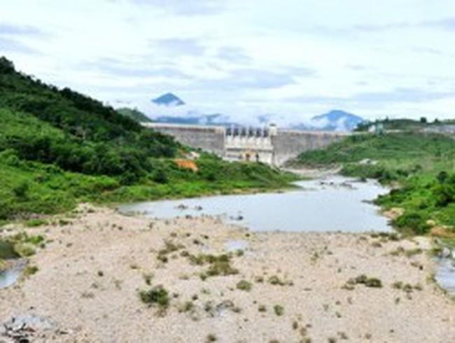 Động đất mạnh lại xảy ra ở thủy điện Sông Tranh 2