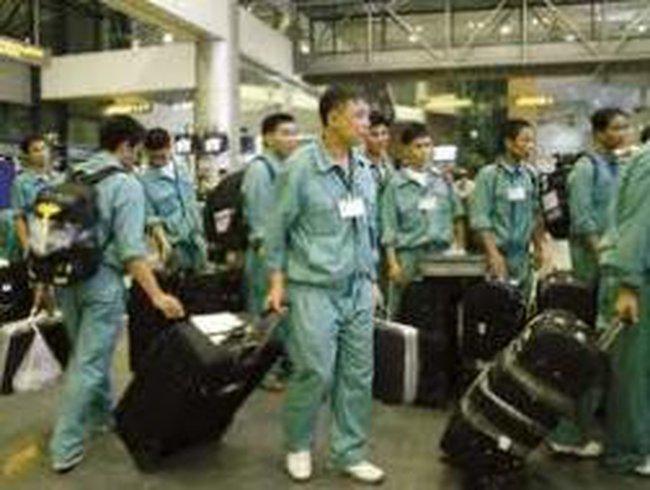 Hàn Quốc xem xét nối lại việc tiếp nhận lao động Việt Nam