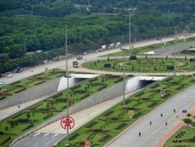 Hà Nội sắp thu phí trên Đại lộ Thăng Long