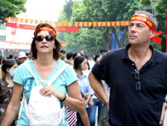 Hà Nội đón hơn 14 triệu lượt khách du lịch năm 2012