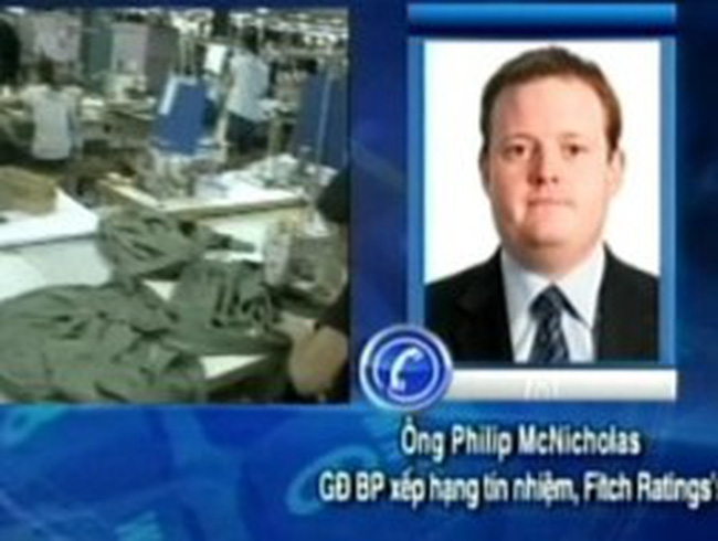 """Fitch: """"Lạm phát Việt Nam sẽ không chạm mức hai con số"""""""