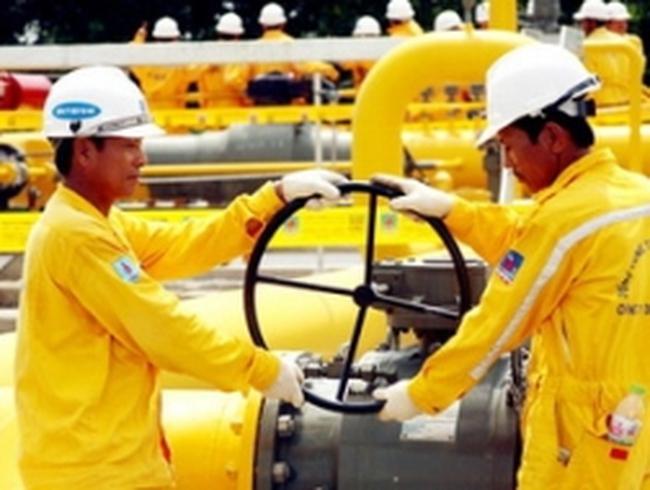 Khởi công dự án phân phối khí trị giá 64 triệu USD