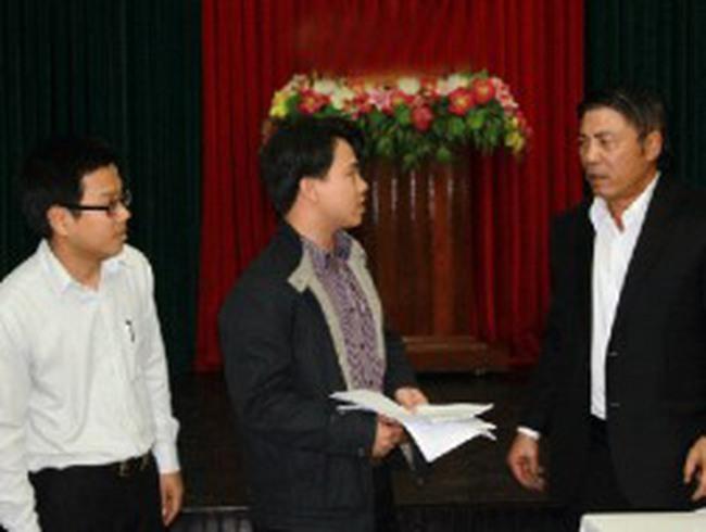 Ông Nguyễn Bá Thanh: Một số người đang run!