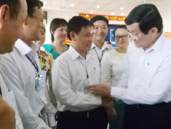 Chủ tịch nước Trương Tấn Sang: Bộ máy hành chính còn lùng bùng lắm