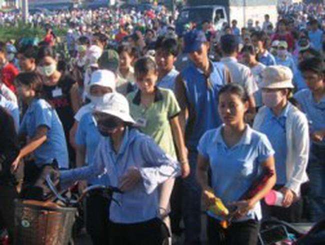 Kinh tế khó khăn, ưu tiên giải quyết việc làm cho người lao động
