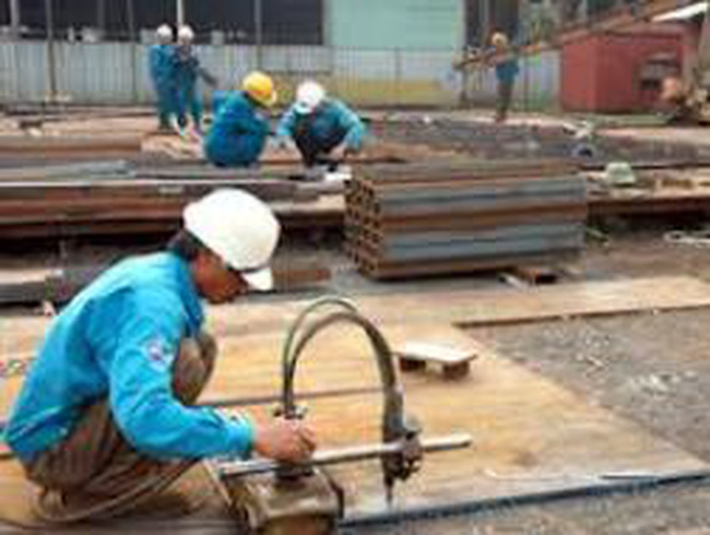 Năm 2012:  2 doanh nghiệp Lilama L35, L43  báo lãi