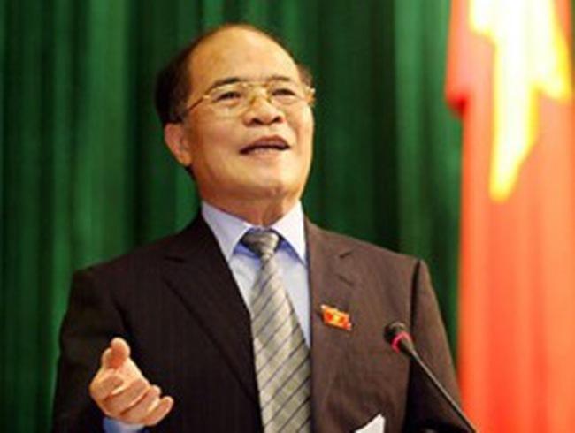 Chủ tịch Quốc hội muốn đại biểu tập trung sửa Hiến pháp