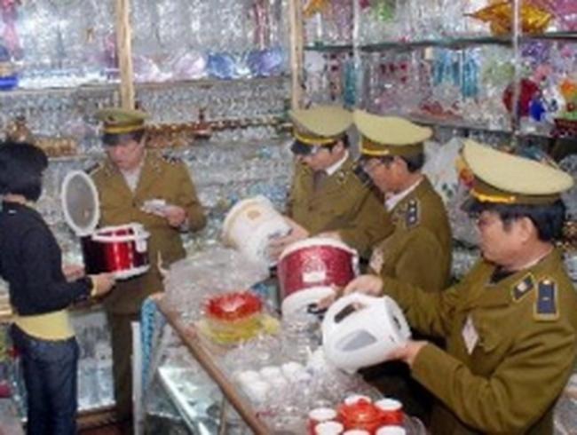 Kỷ luật Chi cục trưởng quản lý thị trường Đắk Nông