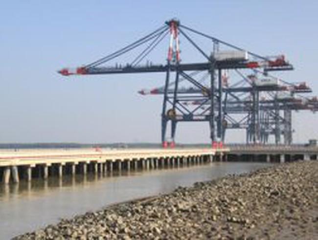 Khành thành cảng quốc tế trị giá nửa tỷ USD