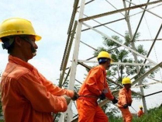 VDB tài trợ 662 tỷ đồng xây dựng đường dây 500kV