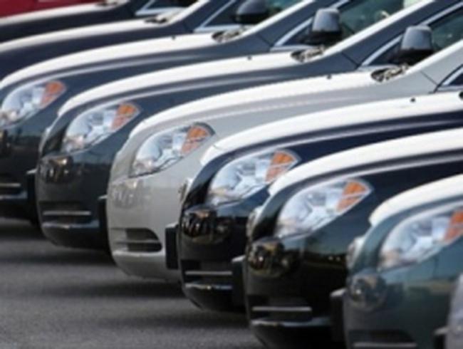 Ô tô đăng ký mới ở Thủ đô giảm hơn 60%