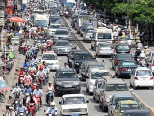 Hà Nội: Cấm phương tiện nhiều tuyến đường dịp Tết