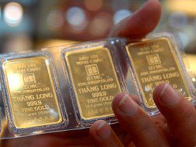 Ngân hàng được 'xuất vàng miếng, nhập vàng khối'