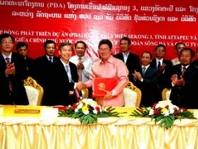 Việt Nam là nhà đầu tư nước ngoài lớn nhất ở Lào