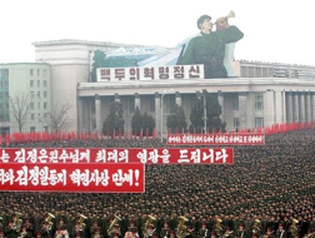 Triều Tiên rầm rộ kỷ niệm ngày sinh Kim Jong-il
