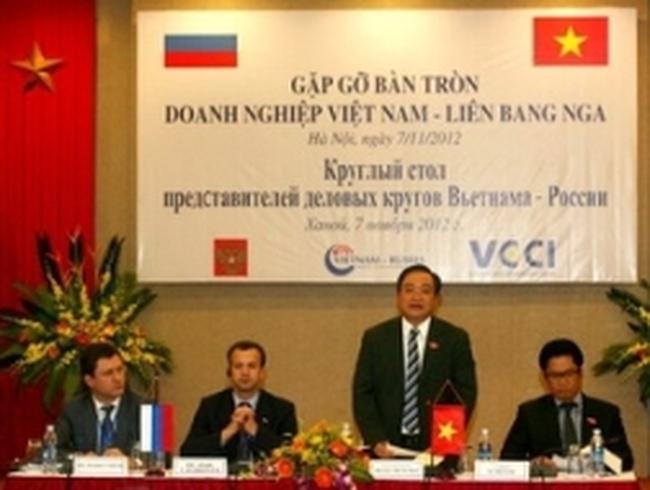 Đưa kim ngạch Việt-Nga lên bảy tỷ USD năm nay