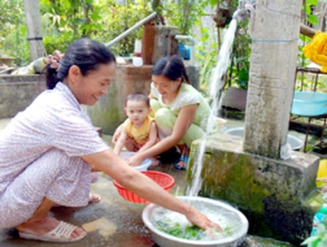 WB hỗ trợ 200 triệu USD cho cung cấp nước sạch