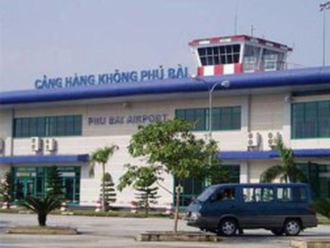 Đóng cửa sân bay quốc tế Phú Bài 8 tháng
