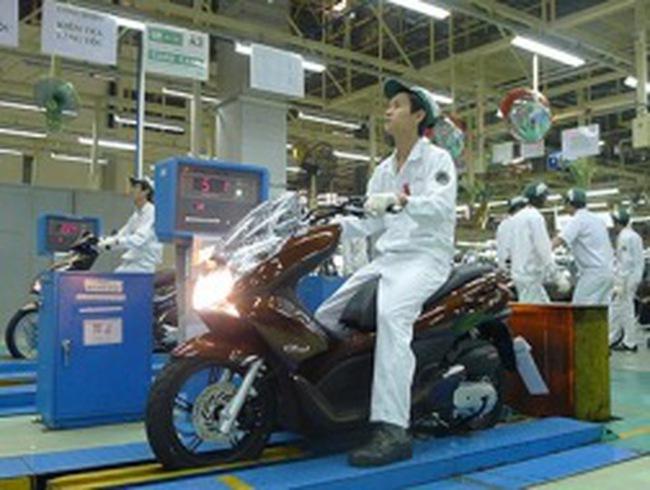 Xe máy 2013: Thế Tam quốc xe tay ga