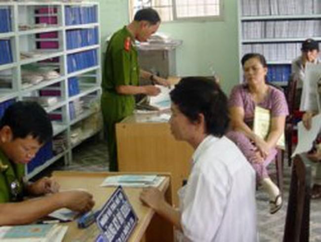Bộ Công an rút quy định xóa hộ khẩu