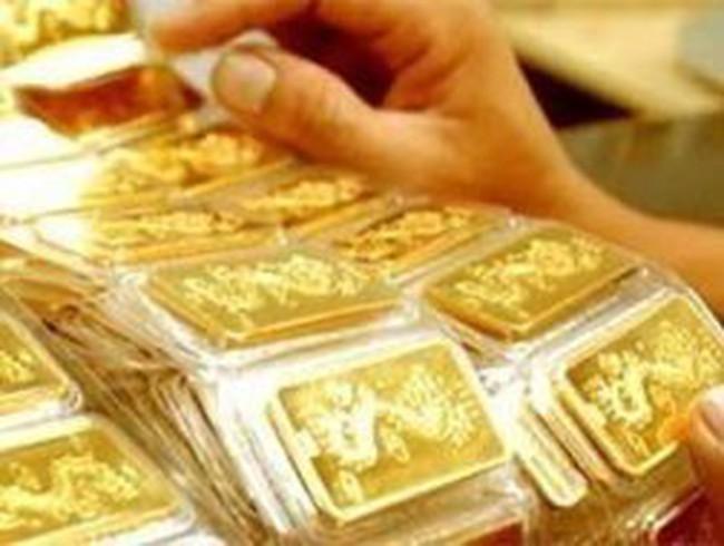 Phiên đấu thầu vàng lần thứ 3 của NHNN: 25.700 lượng vàng được cung ra thị trường
