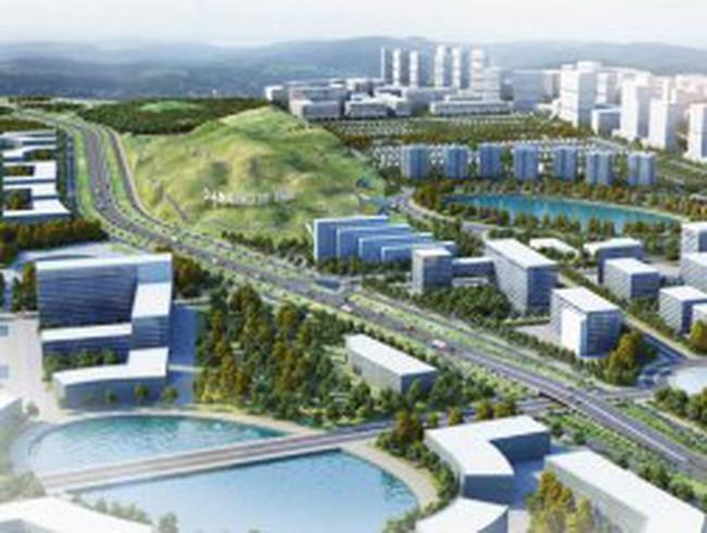 Khởi công khu công nghệ thông tin đầu tiên tại Đà Nẵng