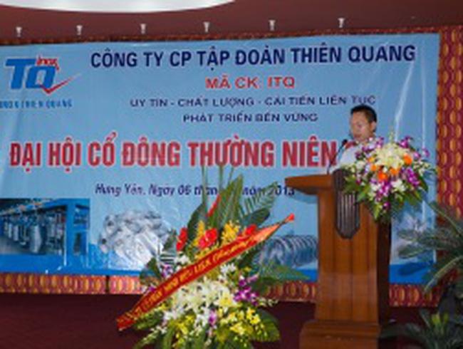 ITQ thông qua kế hoạch 16 tỷ đồng LNTT năm 2013