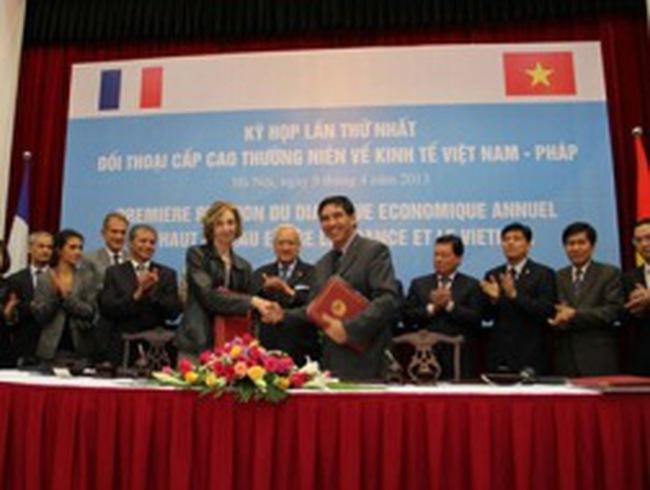 Pháp cho Việt Nam vay 8 triệu Euro để triển khai PPP