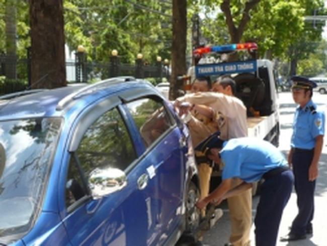 Từ hôm nay, phạt xe không chính chủ