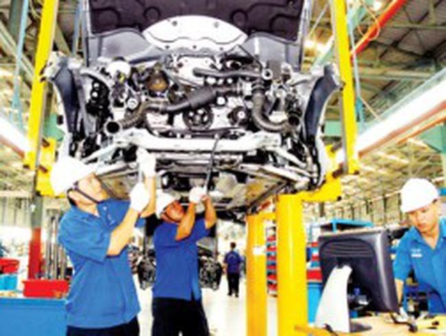 Phát triển công nghiệp ô tô giai đoạn mới