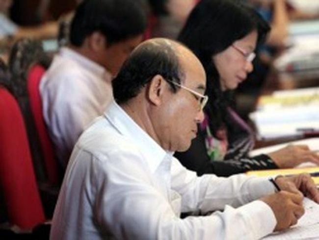 Quốc hội dành hai ngày thảo luận dự thảo sửa Hiến pháp