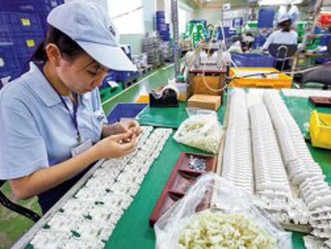 Doanh nghiệp FDI: Xuất khẩu nhiều, thu về ít