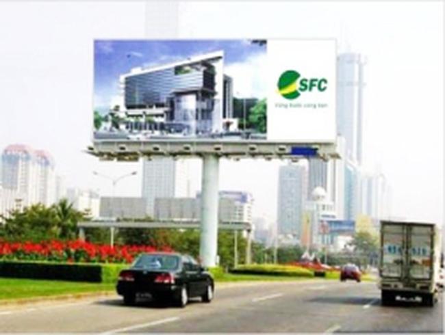 SFC: Quý I đạt 1,37 tỷ đồng lợi nhuận, giảm 62% so cùng kỳ