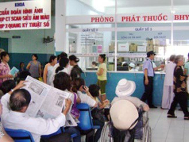 Hà Nội dự kiến tăng viện phí vào tháng 8