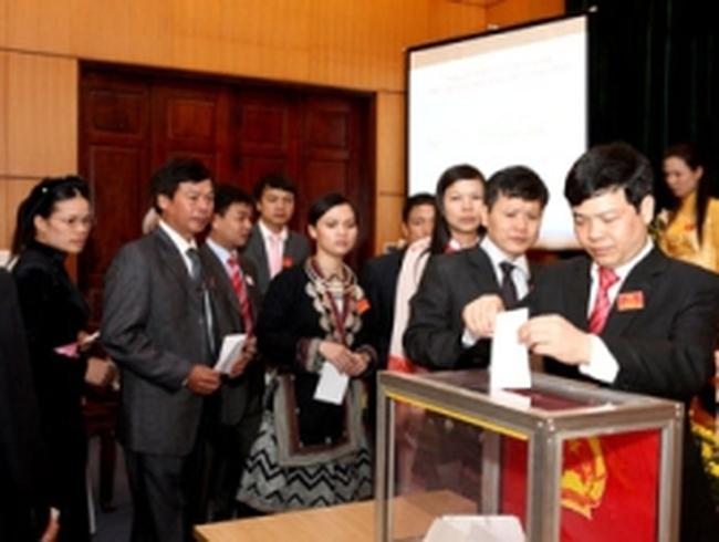 Quốc hội lấy phiếu tín nhiệm 49 chức danh