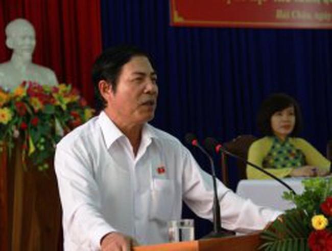 """Ông Nguyễn Bá Thanh: Tui đi, Đà Nẵng như mất một """"tiền đạo"""""""