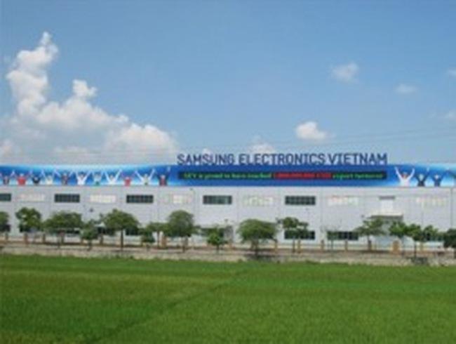 Samsung sẽ tăng vốn lên 2,5 tỷ USD tại dự án Bắc Ninh?