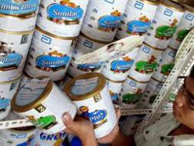 Đổi mẫu mã bao bì không phải lý giải hợp lý cho việc tăng giá sữa