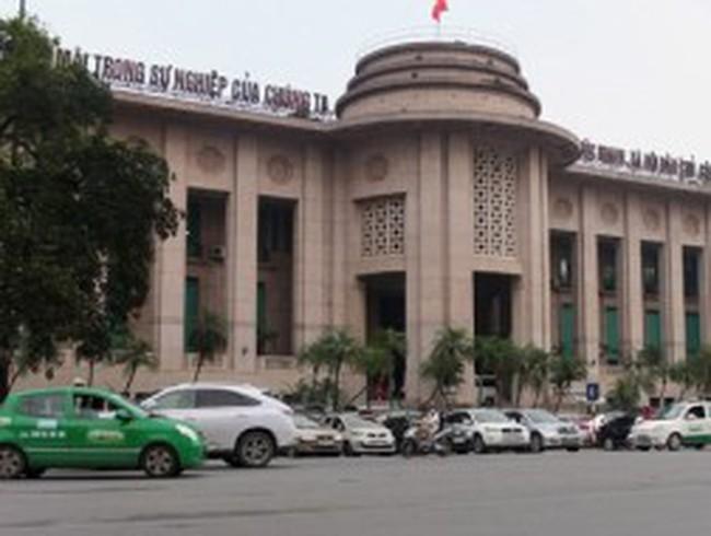 Ngân hàng Nhà nước được mua cổ phần nhà băng yếu