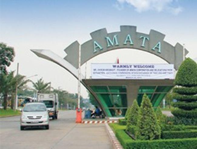 Quảng Ninh thúc đẩy siêu dự án của Amata - Tuần Châu