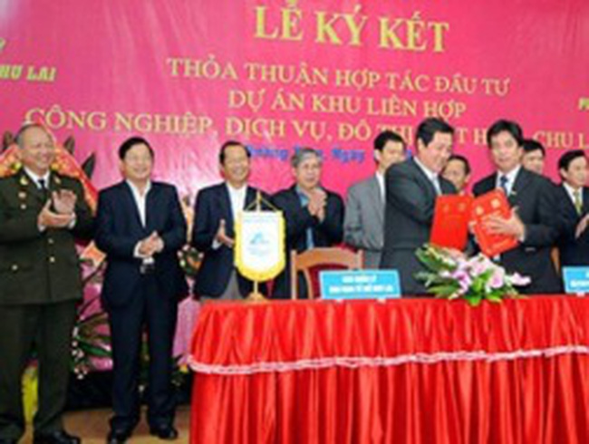 Quảng Nam muốn xây khu công nghiệp Việt - Hàn rộng 5.000ha
