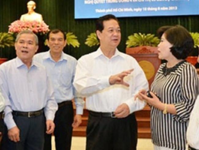 Thủ tướng: TP.HCM cần xử nghiêm tham nhũng