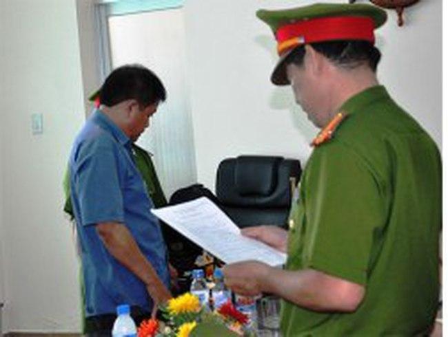 Bắt tạm giam giám đốc cảng Vũng Rô