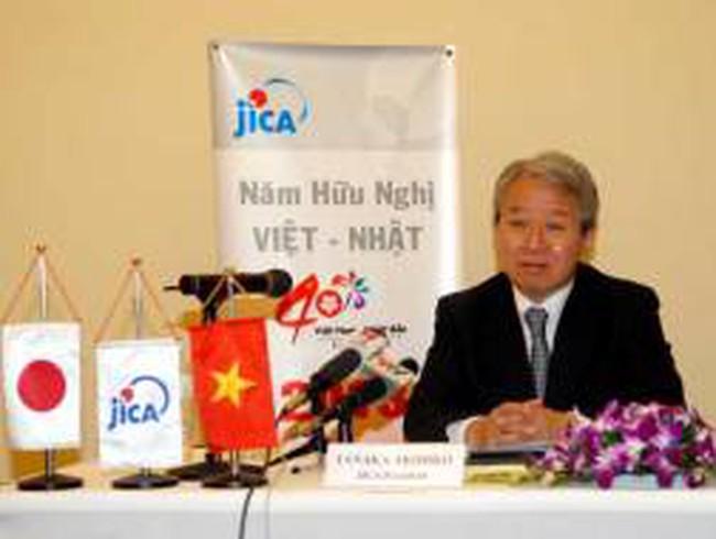 Chủ tịch JICA: Nguồn vốn ODA đang được phát huy hiệu quả