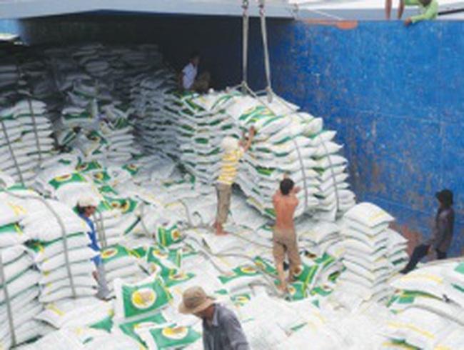 Vì sao xuất khẩu gạo giảm 50% trong tháng 8?