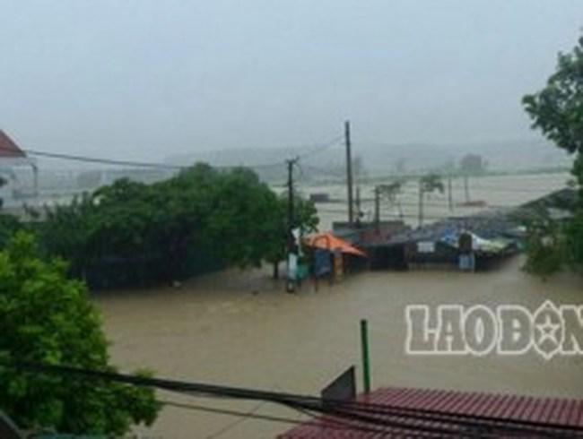 Nghệ An: PGĐ Sở Công thương bị lũ cuốn trôi