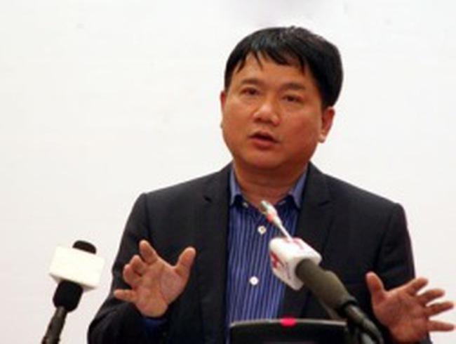 Bộ trưởng Đinh La Thăng tự đánh giá công tác cán bộ
