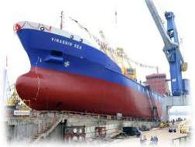 Vinashin sẽ tái cơ cấu xong nợ trong năm 2013