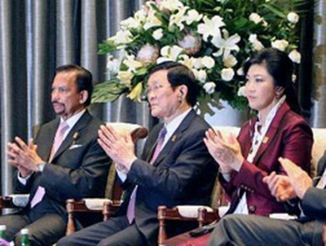 Chủ tịch nước dự cuộc họp cấp cao Hiệp định TPP