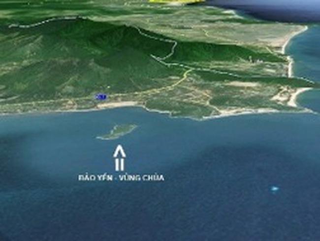 Vũng Chùa - Đảo Yến, nơi an nghỉ của Đại tướng